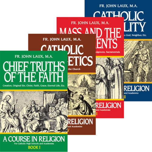 A Course in Religion (Set of 4)