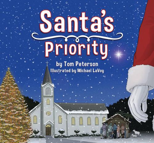 Santa's Priority: Keeping Christ in Christmas (eBook)