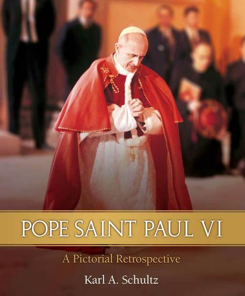 Pope Paul VI: A Pictorial Biography (eBook)