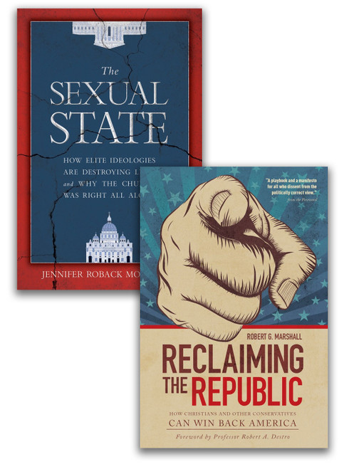 Sexual State & Reclaiming the Republic Bundle