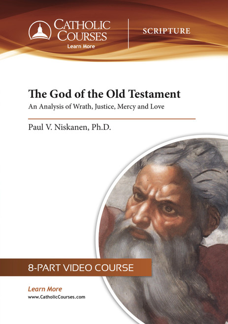 The God of the Old Testament (Streaming Video)
