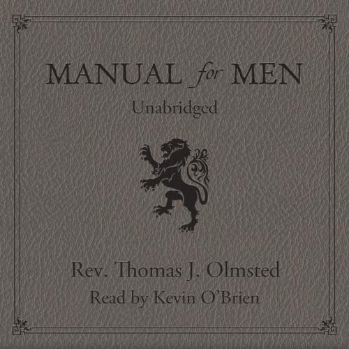 Manual for Men (MP3 Audiobook Download) Cover
