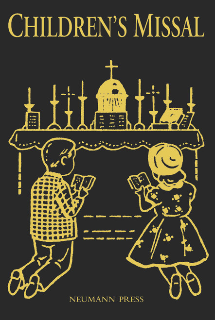 Latin Mass Children's Missal (eBook)
