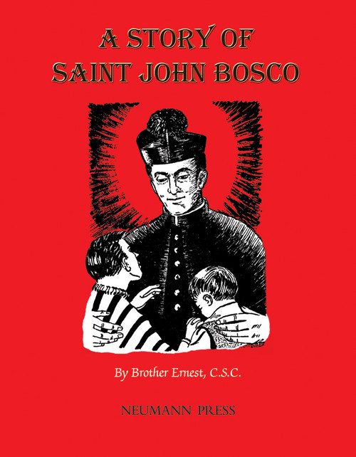 A Story of Saint John Bosco (eBook)
