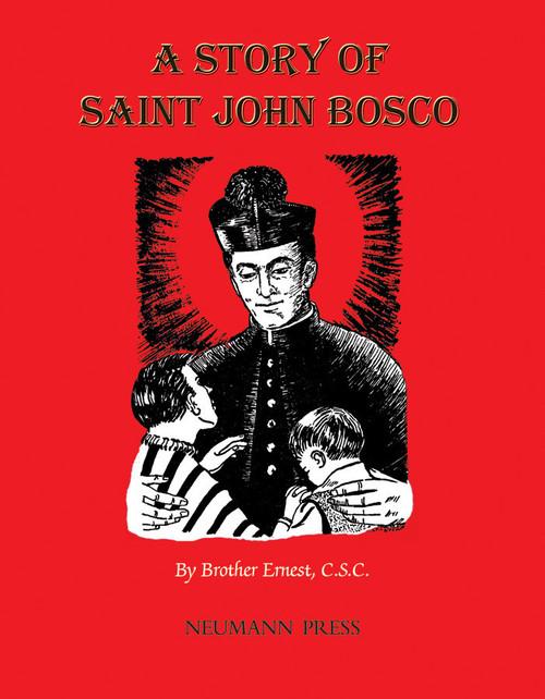 A Story of Saint John Bosco (eBook)