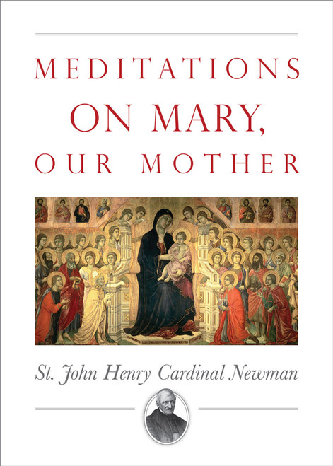 Meditations on Mary, Our Mother: 100 Famous Catholic Portraits and Statues (eBook)