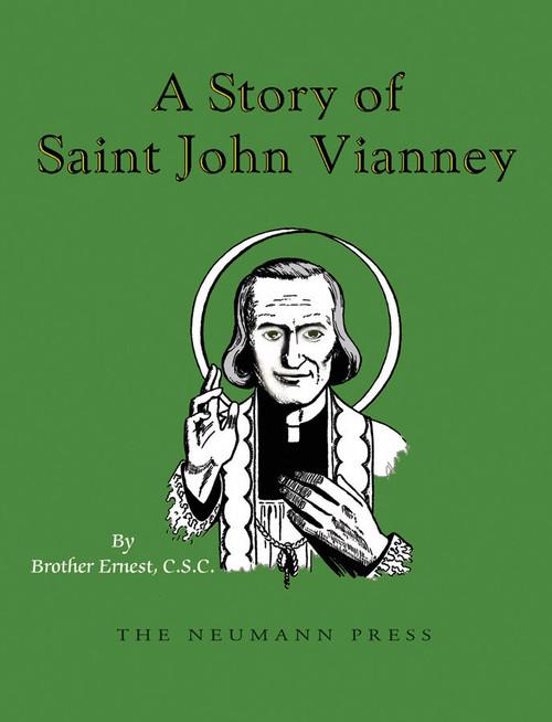A Story of Saint John Vianney (eBook)