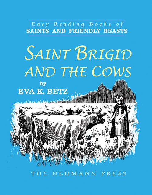 Saint Brigid and the Cows (eBook)