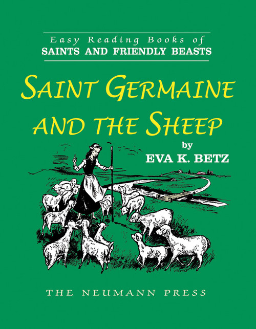 Saint Germaine and the Sheep (eBook)