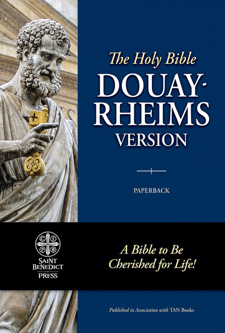 Douay-Rheims Bible (Paperbound)