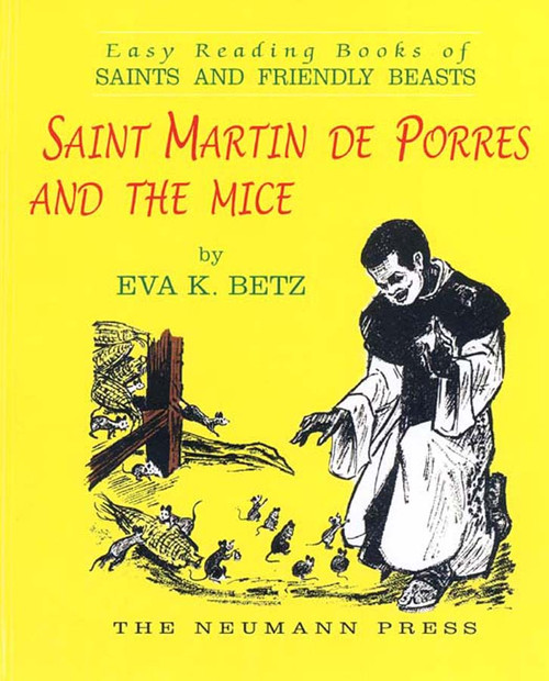 Saint Martin de Porres and the Mice (eBook)