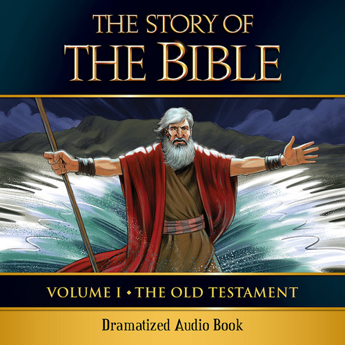 The Story of the Bible Volume 1: The Old Testament (MP3 Audiobook Download) Cover