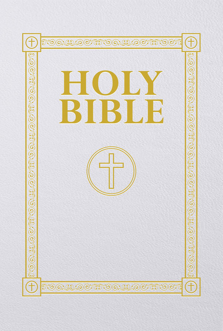 First Communion Gift Bible