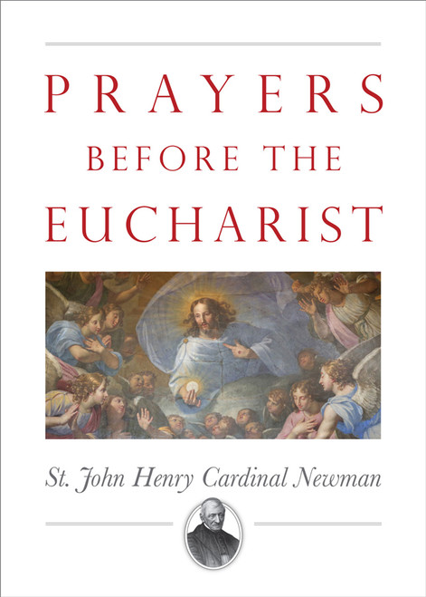 Prayers Before the Eucharist (eBook)