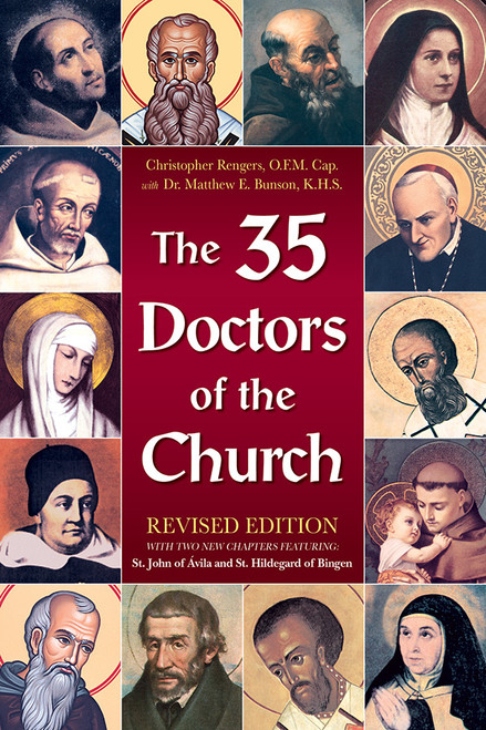The 35 Doctors of the Church: Revised Edition (eBook)