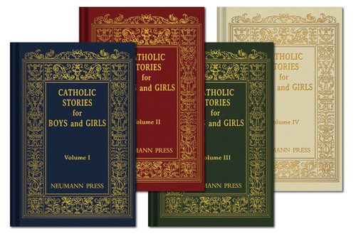 Catholic Stories for Boys and Girls (Set of 4)