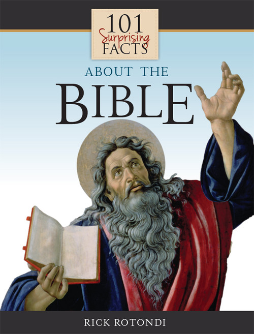 101 Surprising Facts About the Bible (eBook)