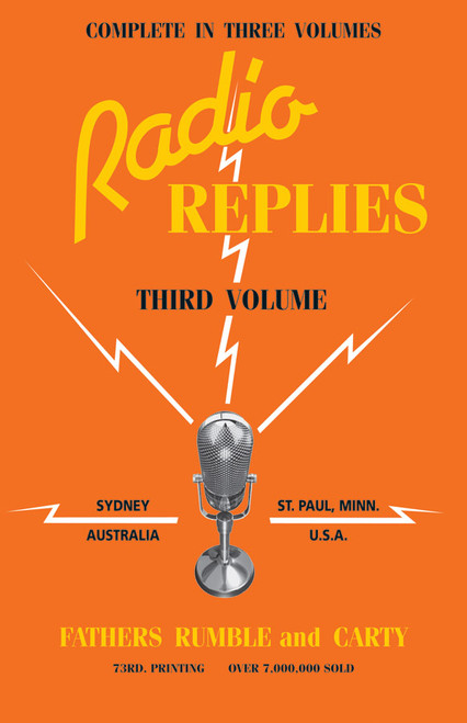 Radio Replies: Third Volume