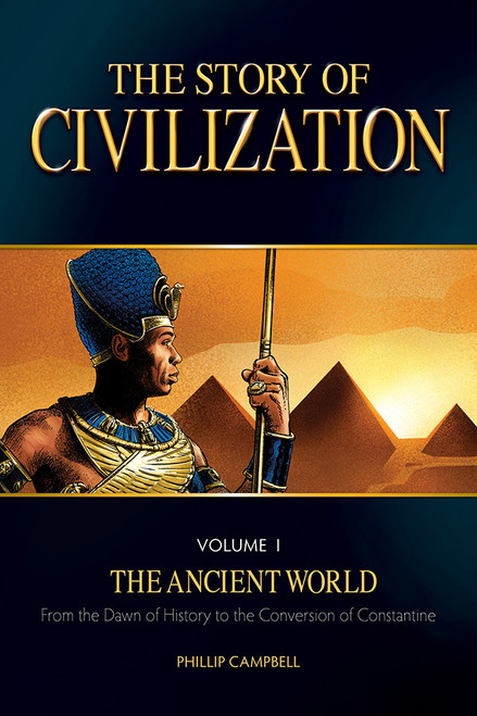 The Story of Civilization Volume 1: The Ancient World (eBook)