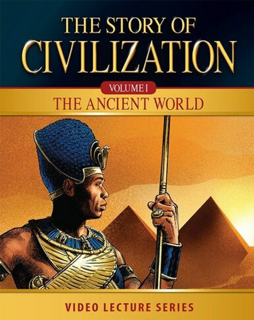 The Story of Civilization Volume 1: The Ancient World (Streaming Video)
