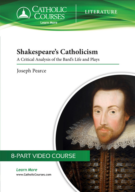 Shakespeare's Catholicism (MP3 Download)
