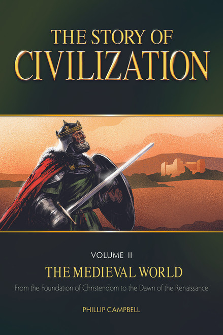 The Story of Civilization Volume 2: The Medieval World (eBook)