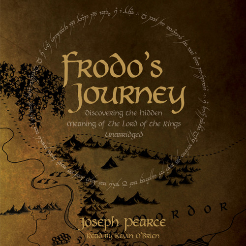Frodo's Journey: Discover the Hidden Meaning of The Lord of the Rings (MP3 Audiobook Download) Cover