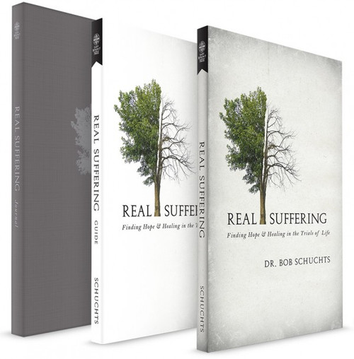 Real Suffering: Finding Hope & Healing in the Trials of Life (Group Study Edition)