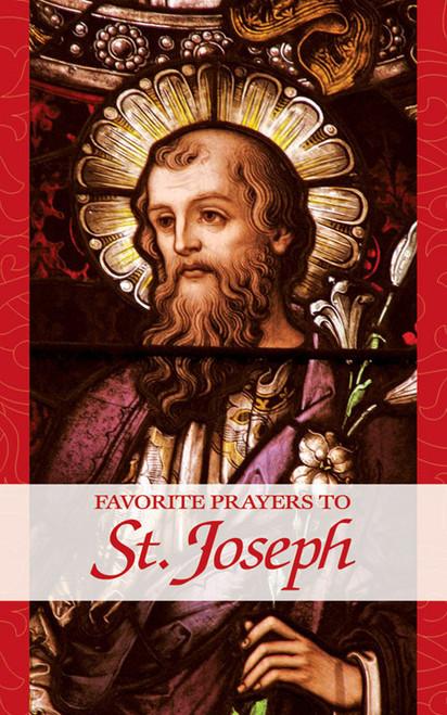 Favorite Prayers to Saint Joseph (eBook)