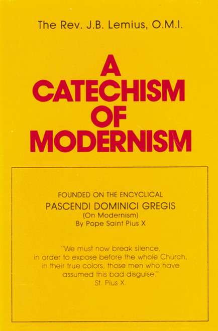 A Catechism of Modernism