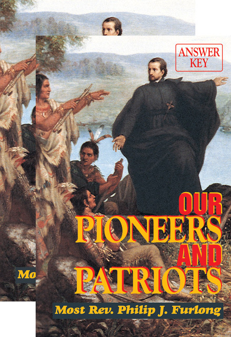 Our Pioneers and Patriots: Answer Key (eBook)