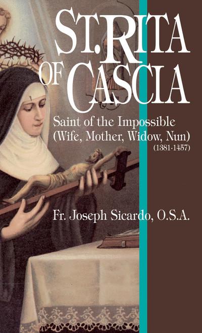 Saint Rita of Cascia: Saint of the Impossible (eBook)