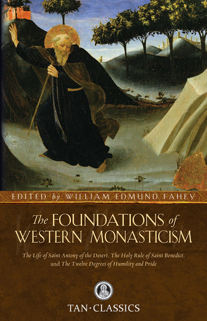 The Foundations of Western Monasticism (eBook)