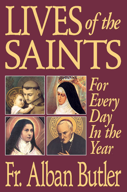 Lives of the Saints: For Everyday in the Year (eBook)