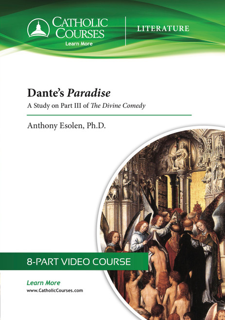 Dante's Paradise: A Study on Part III of the Divine Comedy