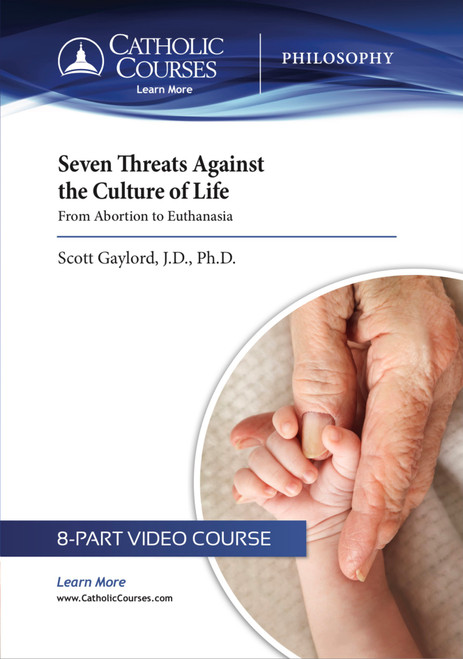 Seven Threats Against the Culture of Life (MP3 Download)