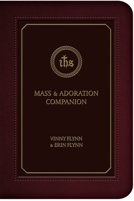 Mass & Adoration Companion  Cover