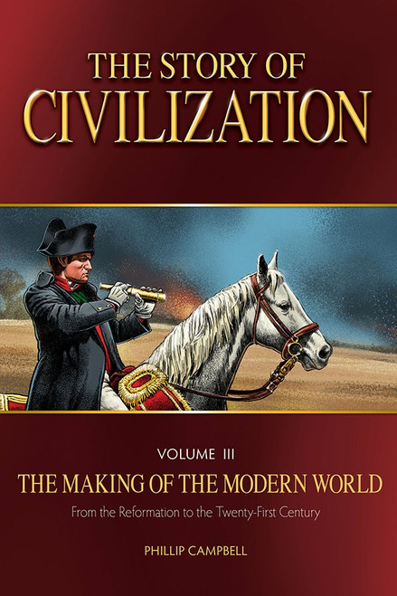 The Story of Civilization Volume 3: The Making of the Modern World (Streaming Video)