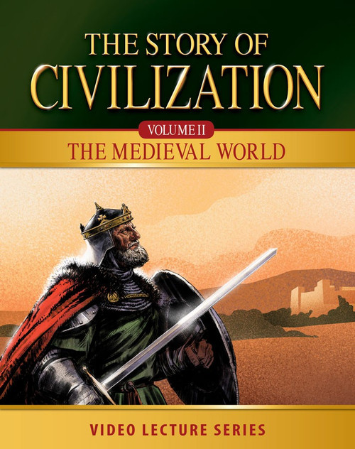 The Story of Civilization Volume 2: The Medieval World (Video Lectures)