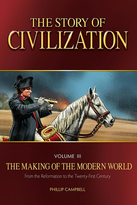 The Story of Civilization Volume 3: The Making of the Modern World (Video Lectures)