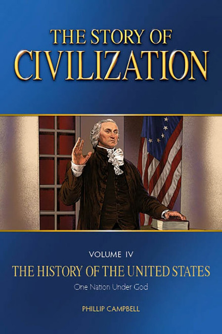 The Story of Civilization Volume 4: The History of the United States (Video Lectures)