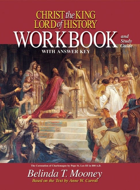 Christ the King Lord of History (Workbook) Cover Image