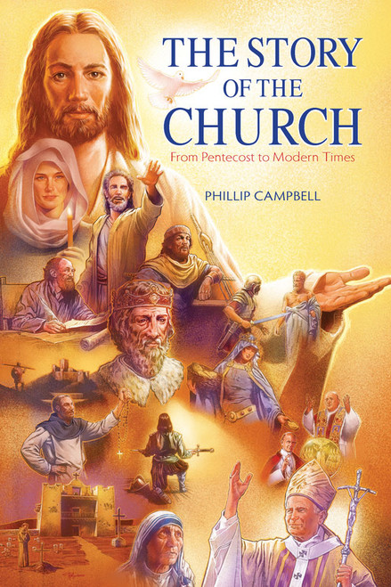 The Story of the Church Textbook cover