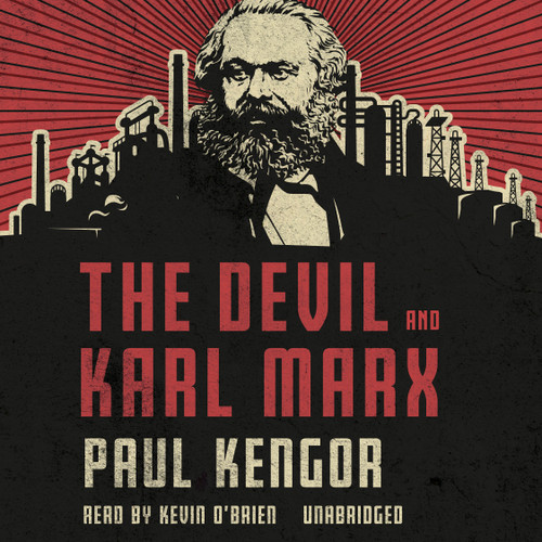 The Devil and Karl Marx Audiobook Cover - Paul Kengor - TAN Books