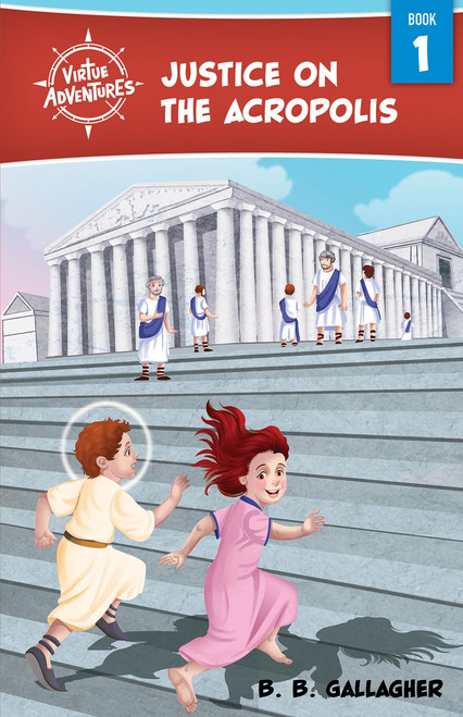 Virtue Adventures: Justice on the Acropolis (eBook)