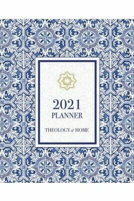 Theology of Home Planner
