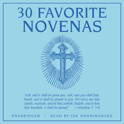 Thirty Favorite Novenas (MP3 Audiobook Download)