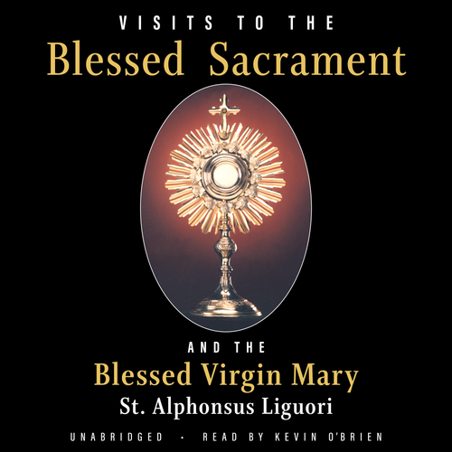 Visits to the Blessed Sacrament (MP3 Audiobook Download)
