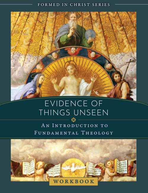 Formed in Christ: Evidence of Things Unseen Workbook