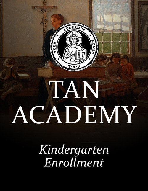 TAN Academy: Kindergarten Enrollment